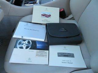 2003 Mercedes-Benz C200 W203 Kompressor Classic Blue 5 Speed Auto Tipshift Sedan