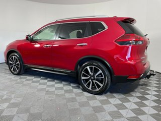 2020 Nissan X-Trail T32 Series III MY20 Ti X-tronic 4WD Red 7 Speed Constant Variable Wagon