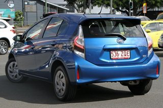 2020 Toyota Prius c NHP10R E-CVT Blue 1 Speed Constant Variable Hatchback Hybrid