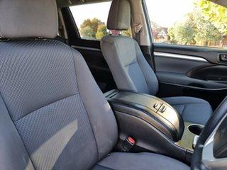 2014 Toyota Kluger GSU50R GX 2WD Silver 6 Speed Sports Automatic Wagon