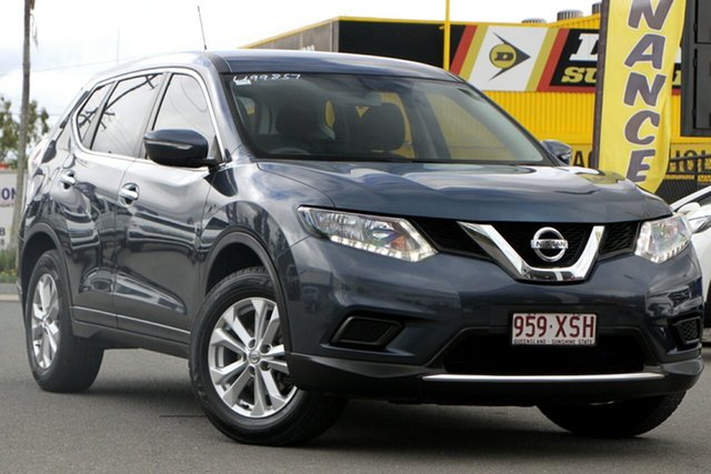 Used Nissan X-Trail T32 ST X-tronic 4WD Rocklea, 2016 Nissan X-Trail T32 ST X-tronic 4WD Tempest Blue 7 Speed Constant Variable Wagon