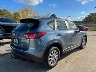 2014 Mazda CX-5 KE1031 MY14 Maxx SKYACTIV-Drive AWD Sport Blue 6 Speed Sports Automatic Wagon