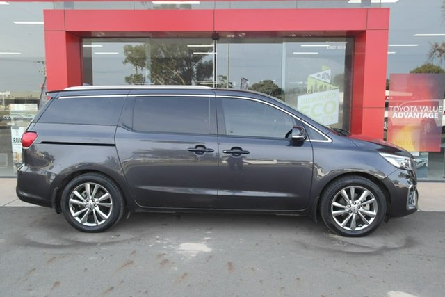 Used Kia Carnival YP MY19 Platinum Swan Hill, 2019 Kia Carnival YP MY19 Platinum 8 Speed Sports Automatic Wagon