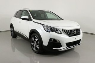 2019 Peugeot 3008 P84 MY19 Allure White 6 Speed Automatic Wagon.