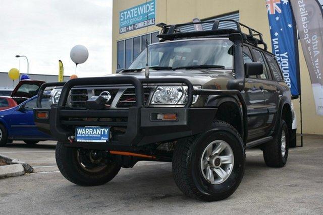 Used Nissan Patrol GU III ST (4x4) Capalaba, 2003 Nissan Patrol GU III ST (4x4) Bronze 4 Speed Automatic Wagon