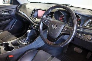 2017 Holden Commodore VF II MY17 SV6 Blue 6 Speed Sports Automatic Sedan