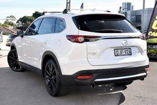 2016 Mazda CX-9 TC GT SKYACTIV-Drive i-ACTIV AWD Snowflake White 6 Speed Sports Automatic Wagon.