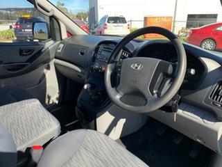 2010 Hyundai iLOAD TQ White 5 Speed Manual Van