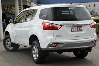 2017 Isuzu MU-X MY16.5 LS-M Rev-Tronic 4x2 Splash White 6 Speed Sports Automatic Wagon.