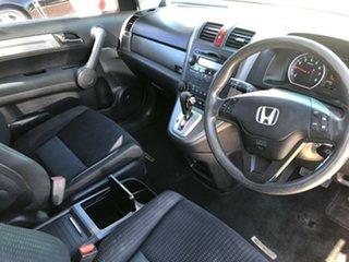2008 Honda CR-V MY07 (4x4) Burgundy 5 Speed Automatic Wagon