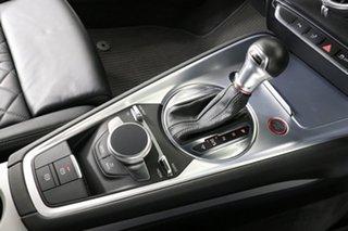2016 Audi TT FV S 2.0 TFSI Quattro White 6 Speed Auto Dual Clutch Coupe