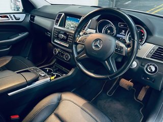 2013 Mercedes-Benz M-Class W166 ML250 BlueTEC 7G-Tronic + White 7 Speed Sports Automatic Wagon