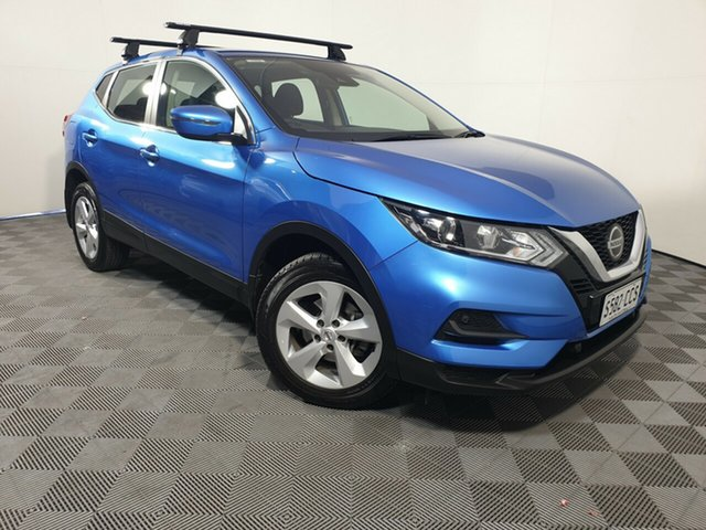 Used Nissan Qashqai J11 Series 2 ST X-tronic Wayville, 2018 Nissan Qashqai J11 Series 2 ST X-tronic Blue 1 Speed Constant Variable Wagon