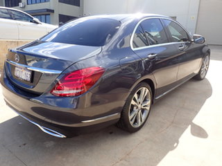 2015 Mercedes-Benz C200 205 MY16 Tenorite Grey 7 Speed Automatic Sedan