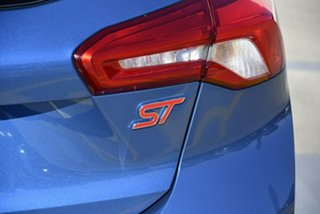 2020 Ford Focus SA 2020.25MY ST Blue 7 Speed Automatic Hatchback