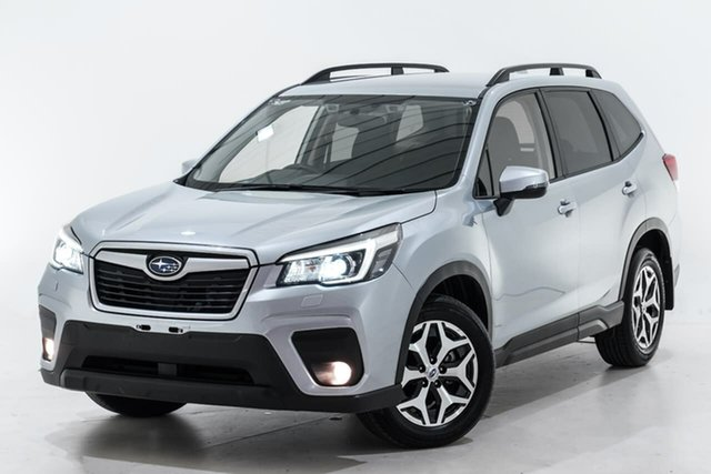 Used Subaru Forester S5 MY19 2.5i CVT AWD Berwick, 2019 Subaru Forester S5 MY19 2.5i CVT AWD Grey 7 Speed Constant Variable Wagon