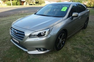 2015 Subaru Liberty B6 MY16 2.5i CVT AWD Premium Gold 6 Speed Constant Variable Sedan.