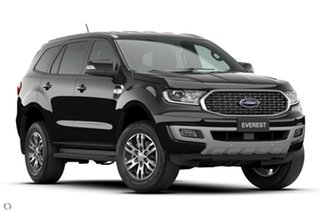 2021 Ford Everest UA II 2021.25MY Trend Black 6 Speed Sports Automatic SUV