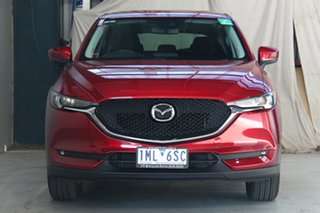2017 Mazda CX-5 MY17 Maxx Sport (4x4) Red 6 Speed Automatic Wagon