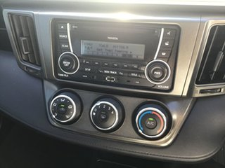 2013 Toyota RAV4 ZSA42R GX 2WD Blue 7 Speed Constant Variable Wagon