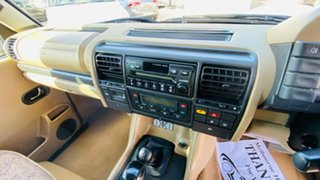2000 Land Rover Discovery II 00.5MY 4 Speed Automatic Wagon