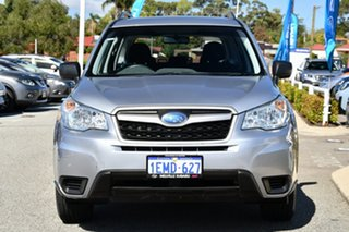 2014 Subaru Forester S4 MY14 2.0i AWD Ice Silver 6 Speed Manual Wagon