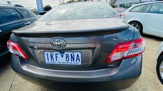 2011 Toyota Camry ACV40R Altise Bronze 5 Speed Automatic Sedan