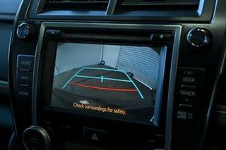 2017 Toyota Camry AVV50R Atara S Graphite 1 Speed Constant Variable Sedan Hybrid