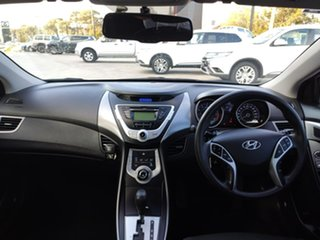 2011 Hyundai Elantra MD Active Silver 6 Speed Sports Automatic Sedan