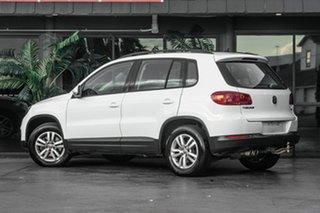 2012 Volkswagen Tiguan 5N MY12.5 103TDI 4MOTION White 6 Speed Manual Wagon.