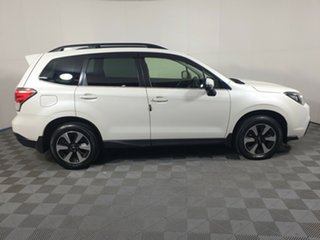 2016 Subaru Forester S4 MY16 2.0D-L CVT AWD White 7 Speed Constant Variable Wagon
