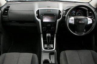 2017 Isuzu MU-X MY16.5 LS-M Rev-Tronic 4x2 Splash White 6 Speed Sports Automatic Wagon