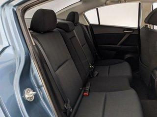 2009 Mazda 3 BL10F1 Maxx Blue 6 Speed Manual Sedan
