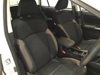 2016 Subaru XV G4X MY16 2.0i Lineartronic AWD Crystal Black/g33 6 Speed Constant Variable Wagon