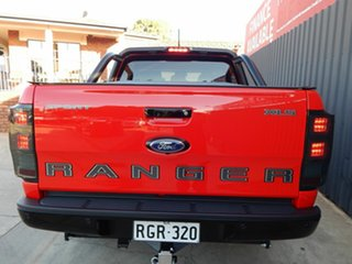 2020 Ford Ranger PX MkIII 2021.25MY Sport Red 6 Speed Sports Automatic Double Cab Pick Up
