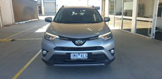 2018 Toyota RAV4 ASA44R Cruiser AWD Silver 6 Speed Sports Automatic Wagon.