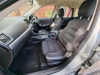 2015 Mazda CX-5 KE1072 Maxx SKYACTIV-Drive Sport Sonic Silver 6 Speed Sports Automatic Wagon