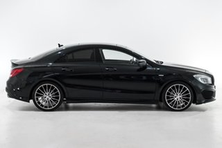 2016 Mercedes-Benz CLA-Class C117 807MY CLA250 DCT 4MATIC Sport 7 Speed Sports Automatic Dual Clutch