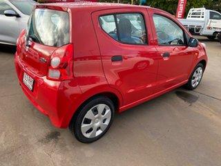 2010 Suzuki Alto GF GL Red 4 Speed Automatic Hatchback