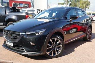 2019 Mazda CX-3 DK MY19 Akari (AWD) Black 6 Speed Automatic Wagon.