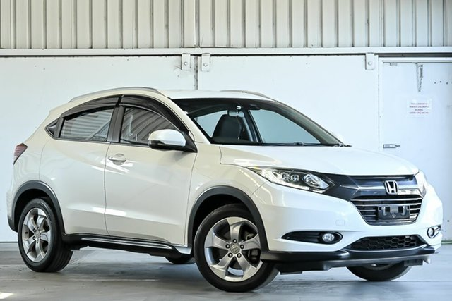 Used Honda HR-V MY16 VTi-S Laverton North, 2016 Honda HR-V MY16 VTi-S White 1 Speed Constant Variable Hatchback