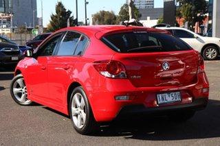 2013 Holden Cruze JH Series II MY13 SRi Red Hot 6 Speed Manual Hatchback