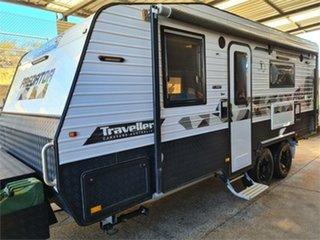 2016 Traveller PREDATOR Caravan.