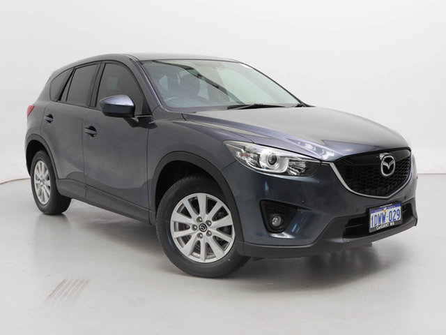 Used Mazda CX-5  Maxx Sport (4x2), 2012 Mazda CX-5 Maxx Sport (4x2) Grey 6 Speed Automatic Wagon
