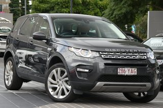 2018 Land Rover Discovery Sport L550 18MY HSE Grey 9 Speed Sports Automatic Wagon.