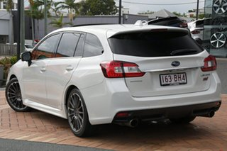 2018 Subaru Levorg V1 MY18 2.0 STI Sport CVT AWD White 8 Speed Constant Variable Wagon.