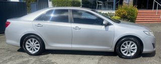 2011 Toyota Camry ASV50R Altise Silver 6 Speed Sports Automatic Sedan.