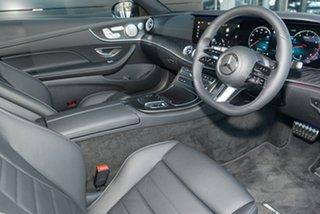 2021 Mercedes-Benz E-Class C238 801+051MY E200 9G-Tronic Obsidian Black 9 Speed Sports Automatic.