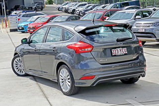 2018 Ford Focus LZ Sport /charcoal 6 Speed Automatic Hatchback.