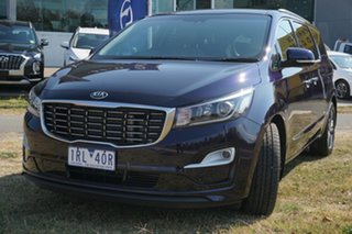 2020 Kia Carnival YP MY20 SLi Blue 8 Speed Sports Automatic Wagon